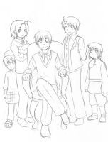 APH: Kirkland family? by qianying