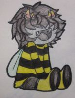 HS - Golden Bumblebee by Cornflake-Chan