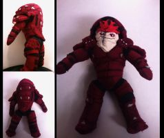 Wrex Plushie by jameson9101322