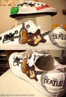 My.Beatle.Left.Converse by ylnnn