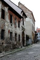 the old street by Ebenholz
