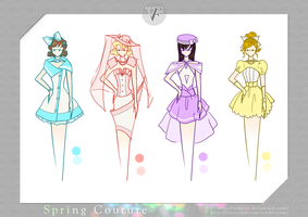 Spring Couture by Neko-Vi
