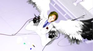 MMD_The Naive Insane Angel by FantineAquane