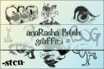 graffiti_Brush_2 by anaRasha-stock