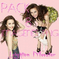 Pack 8 imagenes png leighton meester by polybieber