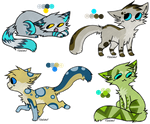 10 Point Adopts OPEN by thedoomedkitteh