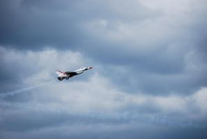 USAF Thunderbird by Ramsey06