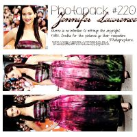 Photopack #220 Jennifer Lawrence by YeahBabyPacksHq