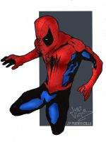 SPIDEY by SuperJV