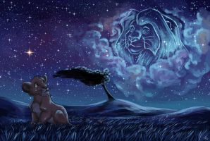 The Lion King by Anariel27