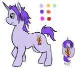 Lavender Pyre by magefeathers