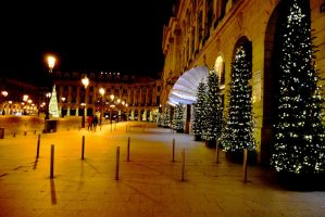 Christmas time Place Vendome by Mazarde