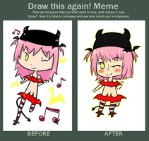 Before and After Meme by quietwinter