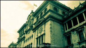 National Palace - Guatemala II by galvezenrique95