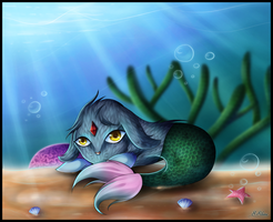 CE: Oceanrest by SapphireShine