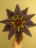 Starmie Christmas Tree Topper by 8bitsofawesome