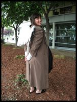 Cosplay : Castiel by SharysAogail