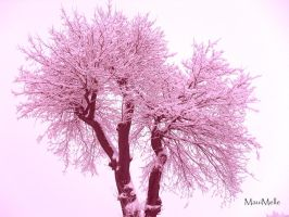 Pink Christmas. by MauiMelle
