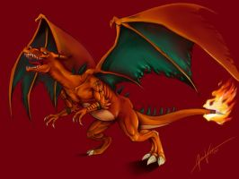 epic Chariz-Greymon is epic by anitaalonso