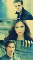 The Vampire Diaries BG by JonasCreation