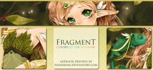 Fragment / Colors of the Rainbow ARTBOOK PREVIEW by keekihime