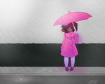 Some Rain and Color by nightlocksmoothie