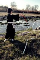Kuchiki Rukia - Miss you by Sora-Phantomhive