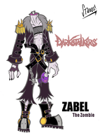 Darkstalkers EXTREME: Zabel by chinaguy16