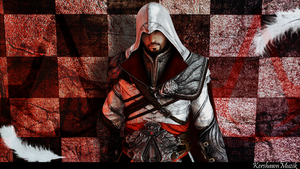 Ezio Auditore by KershawnMuzik