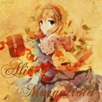 Alice Margatroid by waotori0711