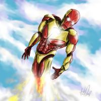 Iron man by TuaX