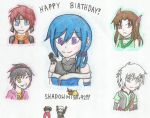 [Gift] Happy Birthday, shadow~! [RWBY OCs] by leprincexD