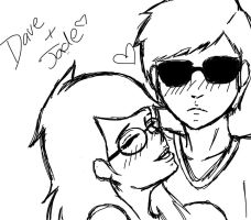 Homestuck Valentine's Day WIP 3 by Emerald-tiger12