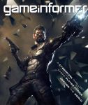 Deus Ex: Mankind Divided Reveal cover front by Benef