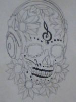 Day of the dead by Dylan367
