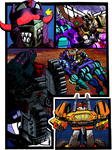 Transwarp: Csirac #4 Page 7 Coloured. by Drancron