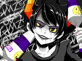 Gamzee by ManouAzumi