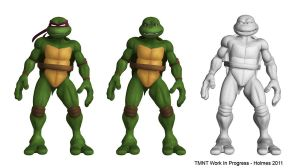 TMNT WIP by mhgraphx01