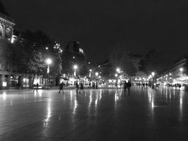 Republique square by sleepneverend