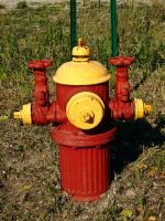 Fire Hydrant by Baq-Stock