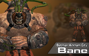 Batman Arkham City: Bane by XNASyndicate