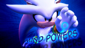 Silver the Hedgehog [30] by Light-Rock