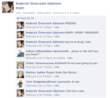 Hetalia Facebook: Well Hi There by gilxoz-epicness