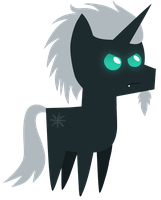 Commission: mini Winter Dominus by ForeshadowART