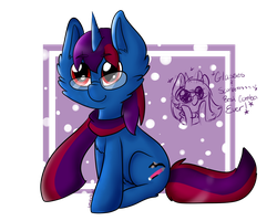 Your OC Sucks #2: Glasses and Scarves by LunacyBlue