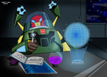 Tfa- The Astronomer by Cyberwing013