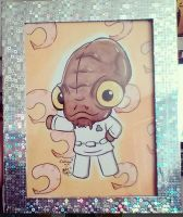 Its Ackbar by ChibiCelina