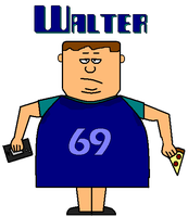 Walter, OC for TDABC by Frank35