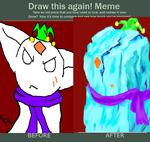 improve ur drawings by making it ice by Lawleitspuppy