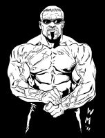 Scott Steiner by quibly